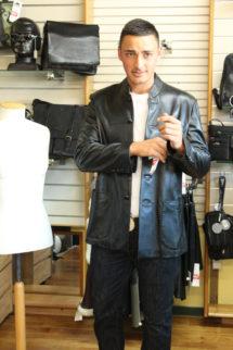 NZ Lamb Leather Jacket